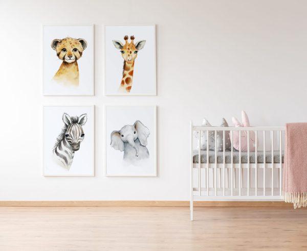 Kinderzimmer Poster