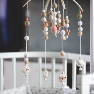 Baby-Mobile Kinderzimmer