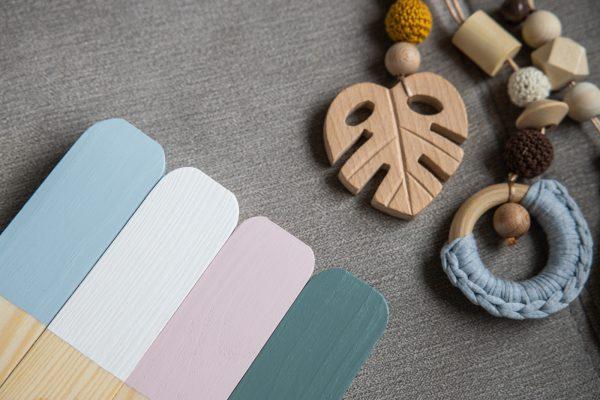 Spielbogen aus Holz