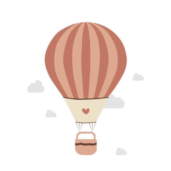 Poster Ballon